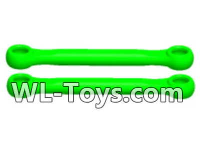 Wltoys 18428 RC Car Parts-Steerting Rod Parts(2pcs)-Green-0712,Wltoys 18428 Parts