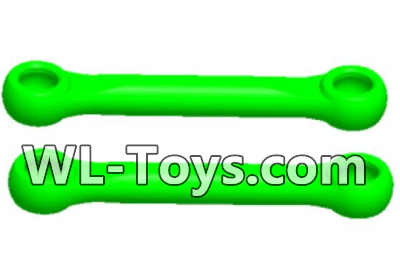 Wltoys 18428 RC Car Parts-Swing arm Rod Parts(2pcs)-Green-0713,Wltoys 18428 Parts