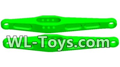 Wltoys 18428 RC Car Parts-Rear Swing arm unit(2pcs)-Green-0715,Wltoys 18428 Parts