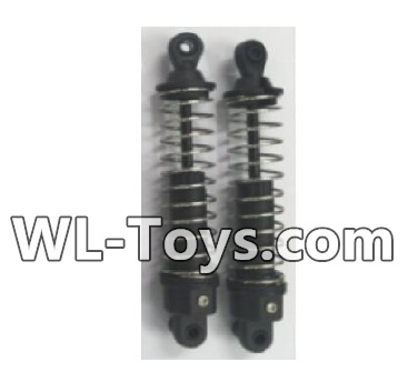 Wltoys 18428 RC Car Parts-Front Shock Absorber Parts(2pcs)-Short-0400,Wltoys 18428 Parts