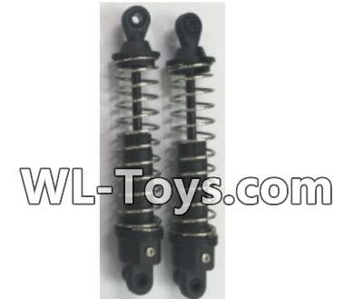 Wltoys 18428 RC Car Parts-Rear Shock Absorber Parts(2pcs)-Long-0396,Wltoys 18428 Parts