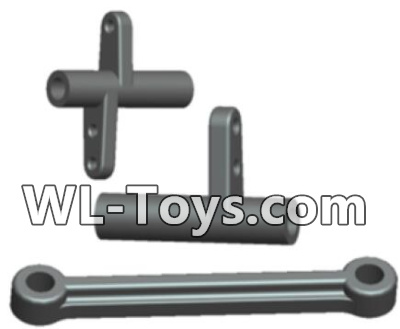 Wltoys 18428 RC Car Parts-Steering column unit Parts-0397,Wltoys 18428 Parts