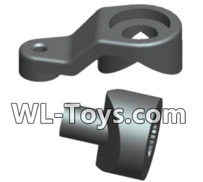 Wltoys 18428 RC Car Parts-Steering gear arm output gear assembly Parts-0399,Wltoys 18428 Parts
