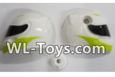 Wltoys 18428 RC Car Parts-Helmet group Parts-K929-05,Wltoys 18428 Parts