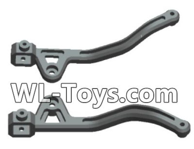 Wltoys 18428 RC Car Parts-Rear bracket assembly Parts for the car shell(2pcs)-0406,Wltoys 18428 Parts