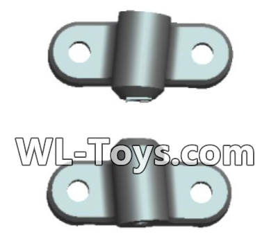 Wltoys 18428 RC Car Parts-Rear axle lever positioning plate assembly Parts(2pcs)-0407,Wltoys 18428 Parts