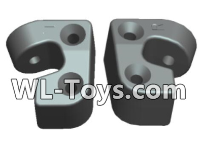 Wltoys 18428 RC Car Parts-Rear swing arm assembly Parts(2pcs)-0408,Wltoys 18428 Parts
