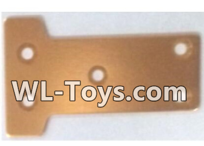 Wltoys 18428 RC Car Parts-Front anti-collision reinforced aluminum components-0459,Wltoys 18428 Parts