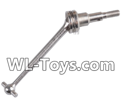 Wltoys 18428 RC Car Parts-Front wheel drive shaft assembly Parts,dog bone-0442,Wltoys 18428 Parts
