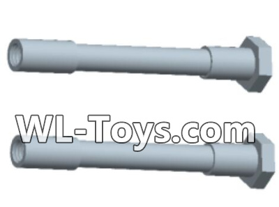 Wltoys 18428 RC Car Parts-Steering fixed shaft assembly Parts(2pcs)-0448,Wltoys 18428 Parts