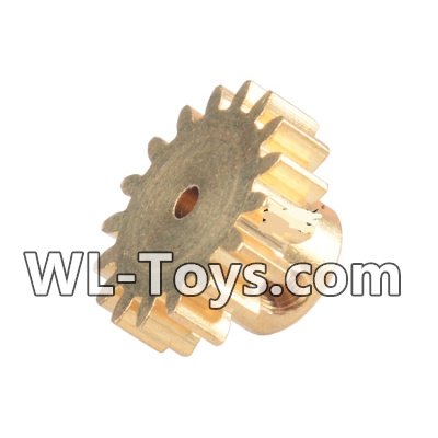 Wltoys 18428 RC Car Parts-Small motor gear Parts-0458,Wltoys 18428 Parts