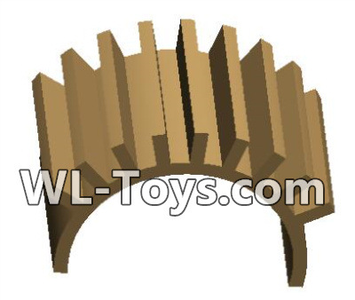 Wltoys 18428 RC Car Parts-Motor heat sink-0460,Wltoys 18428 Parts