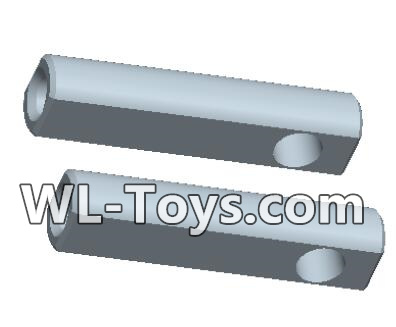 Wltoys 18428 RC Car Parts-Spindle fixed shaft assembly Parts(2pcs)-0455,Wltoys 18428 Parts