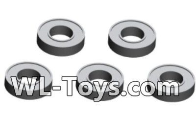 Wltoys 18428 RC Car Parts-Ball Bearing Parts-6X10X3(4pcs)-A929-43,Wltoys 18428 Parts