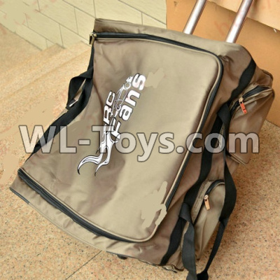 Wltoys 12429 RC Car Parts-Car bags,luggage,trolley carts,Be Suitable for TM,E63,JLB Racing,cheetah,bison horses,Big foot truck