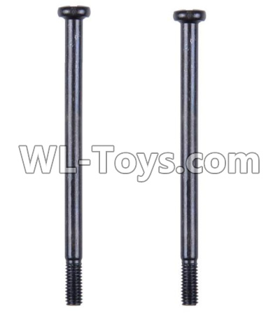 Wltoys 12429 RC Car Parts-Cross step lower half tooth screw(2PCS)-2.5X40MM-12428.0096,Wltoys 12429 Parts