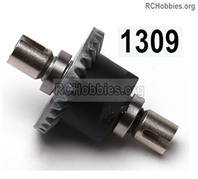 Wltoys 144001 Front differential unit Parts. 144001.1309.