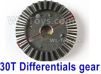 Wltoys 144001 30T Differentials gear Parts. Hardware. 144001.1153.