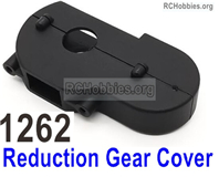 Wltoys 144001 Reduction Gear Cover Parts. Include the Upper and lower Cover.144001.1262.