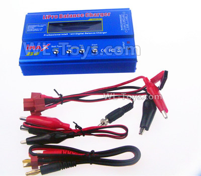 Wltoys 144001 Upgrade B6 Balance charger Parts. It Can charger 2S 7.4v or 3S 11.1V Battery).