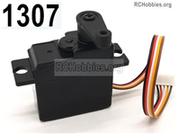Wltoys 144001 Servo Parts. The Torque is 6kg. 144001.1307.