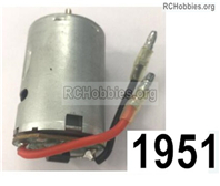 Wltoys 144001 Motor Parts. 550 Brush Motor.