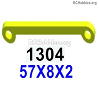 Wltoys 144001 Steering link assembly Parts. 144001.1304.
