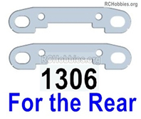 Wltoys 144001 Reinforcement piece Parts.for the Rear swing arm. Total 2pcs. 144001.1306.