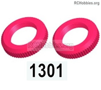 Wltoys 144001 Spring seat assembly Parts. Total 2pcs. The size is 14X3mm. 144001.1301.