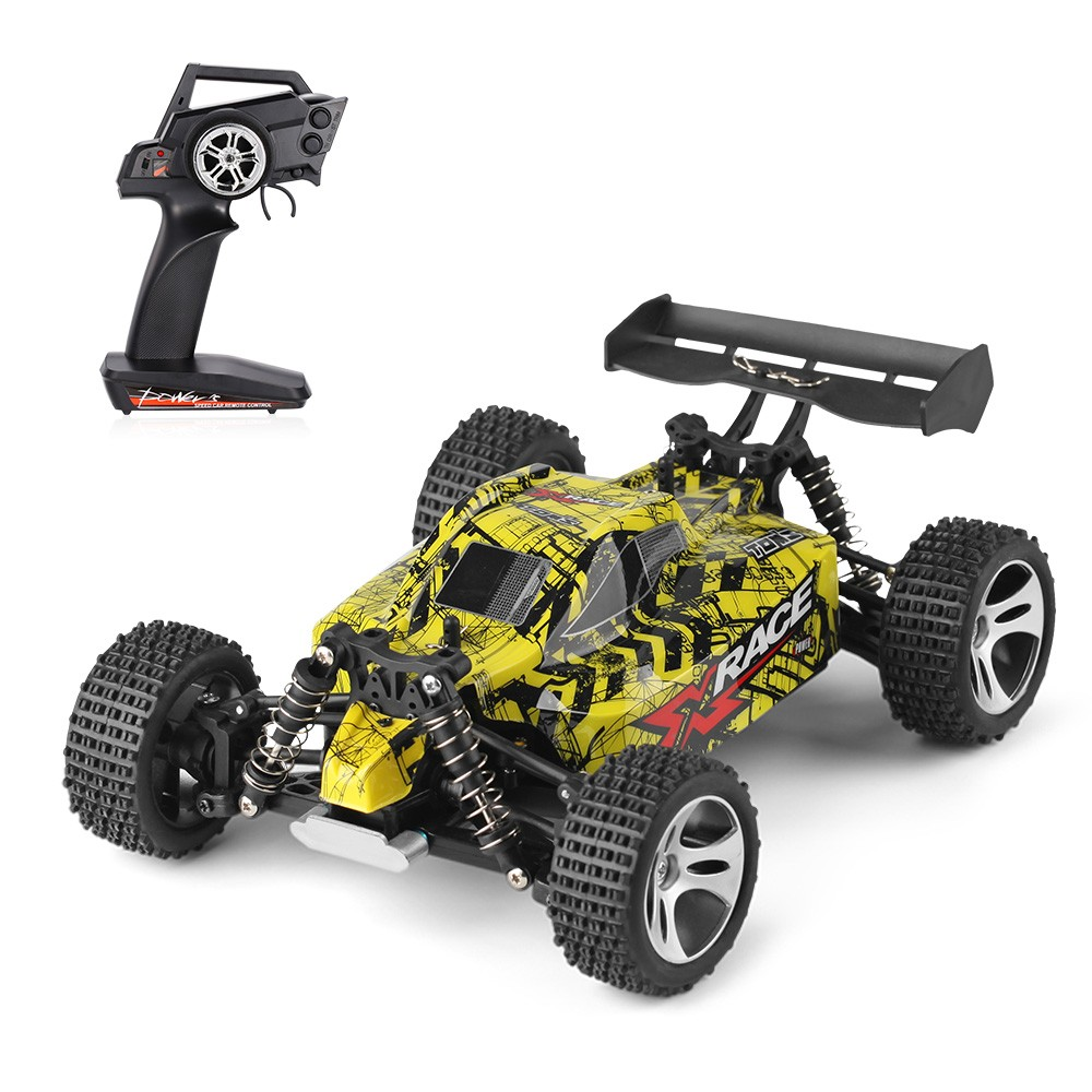 Wltoys 18401 RC Car,Truck rock crawler racing buggy,1/18 Wltoys 18401 RC Car Parts-High speed 1/18 1:18 Full-scale rc racing car,1: 18 Nini Electric four-wheel-climbing car with Brake Function Wltoys-Car-All
