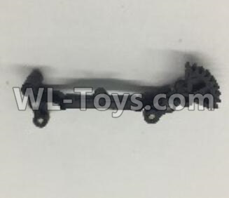 Wltoys 18401 RC Car Parts-Steering Rod(1pcs) & Left and Right Steering arm(each 1pcs)-0899,Wltoys 18401 Parts