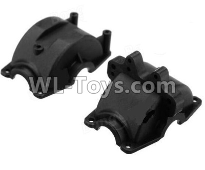 Wltoys 18401 RC Car Parts-Upper and Bottom gear box cover-A949-12,Wltoys 18401 Parts