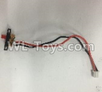 Wltoys 18401 RC Car Parts-Switch board Parts-0924,Wltoys 18401 Parts