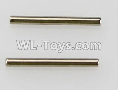 Wltoys 18401 RC Car Parts-Pin for the Swing arm(2pcs)-2mmX40.8mm-A969-08,Wltoys 18401 Parts