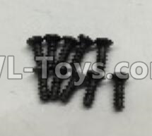 Wltoys 18401 RC Car Parts-A949-47 Countersunk self tapping screws Parts(M2x16)-10pcs,Wltoys 18401 Parts