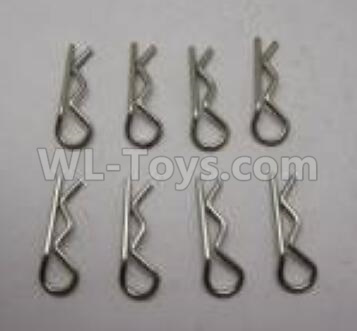 Wltoys 184012 RC Car Parts-R-shape pin Parts(8pcs)-A949-54,Wltoys 184012 Parts