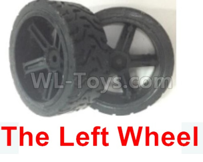 Wltoys 184012 RC Car Parts-The whole Left wheel unit(2pcs)-184012.0804,Wltoys 184012 Parts