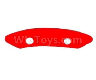Wltoys 184012 RC Car Parts-EVA anti-collision sponge-red group-A949-21,Wltoys 184012 Parts