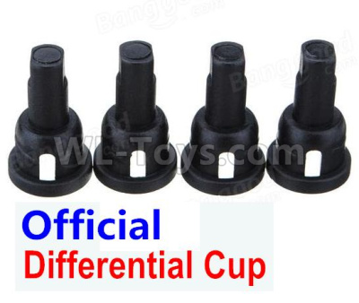 Wltoys 184012 RC Car Parts-Differential Cup Parts(4pcs)-A949-14,Wltoys 184012 Parts