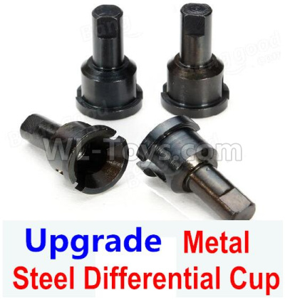 Wltoys 184012 RC Car Upgrade Metal Differential Cup Parts,Wltoys 184012 Parts