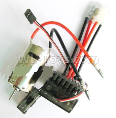 Wltoys 184012 RC Car Upgrade 390 Brush motor & Upgrade Brush Motor ESC,Wltoys 184012 Parts