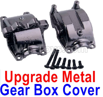 Wltoys 184012 RC Car Upgrade Metal Gear box cover-A949-12,Wltoys 184012 Parts