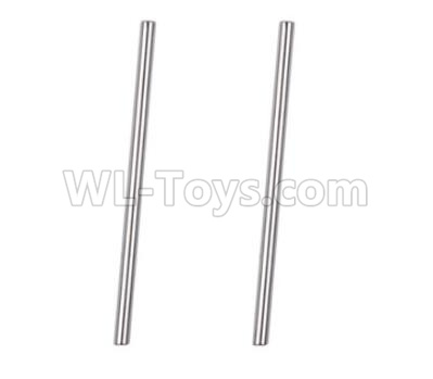 Wltoys 184012 RC Car Parts-Swing arm Pin Parts(2pcs)-2x40.8mm-A969-08,Wltoys 184012 Parts