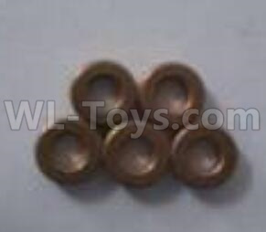Wltoys 184012 RC Car Parts-Oil Bearing Parts(5pcs)-4X8X3mm-A949-33,Wltoys 184012 Parts