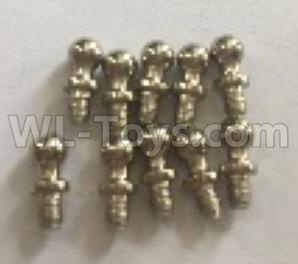 Wltoys 184012 RC Car Parts-Ball head screw(10pcs)-9.4X4mm-K929-14,Wltoys 184012 Parts