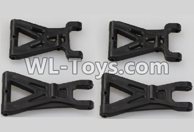 Wltoys 18402 RC Car Parts-Front and Rear Swing arm Parts,Suspension Arm(Total 4pcs)-A959-02,Wltoys 18402 Parts