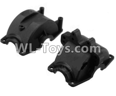 Wltoys 18402 RC Car Parts-Upper and Bottom gear box cover-A949-12,Wltoys 18402 Parts