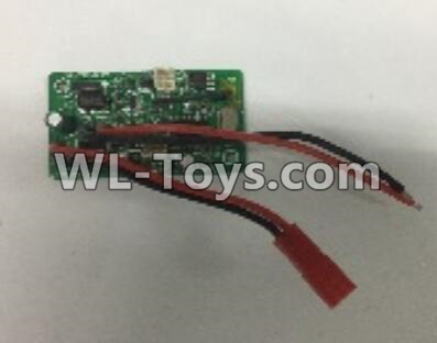 Wltoys 18402 RC Car Parts-Receiver board,Circuit board-0923,Wltoys 18402 Parts