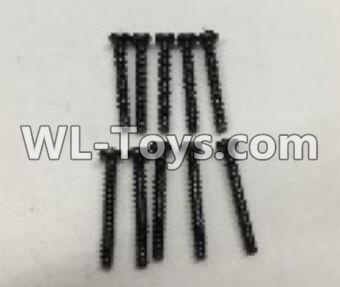 Wltoys 18402 RC Car Parts-Round Head self tapping screws Parts(M2x16)-10pcs-A949-41,Wltoys 18402 Parts