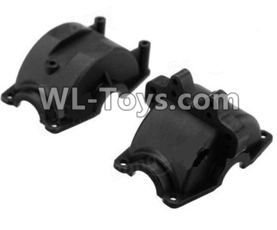 Wltoys 18403 RC Car Parts-Upper and Bottom gear box cover-A949-12,Wltoys 18403 Parts